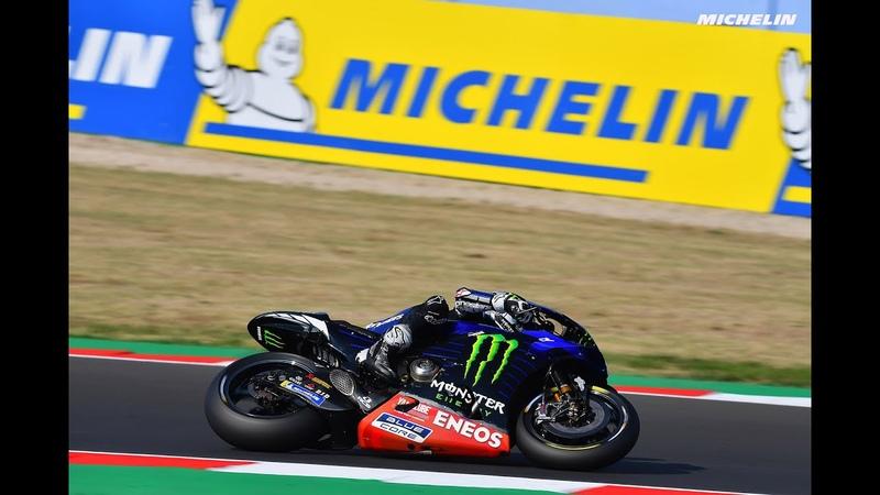 Moto GP * Гран при Эмилии Романьи * Лучшие моменты от Michelin Motorsport