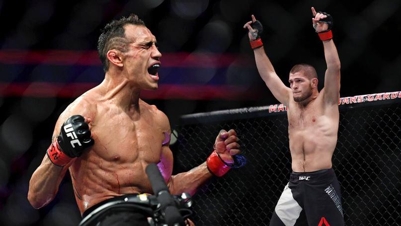 🔥 Самый ожидаемый бой в UFC