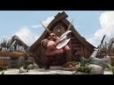 ВИКИНГ - смешной короткометражный мультфильм HD