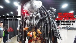 Great Philadelphia Comic Con 2019 - The Predator Experience