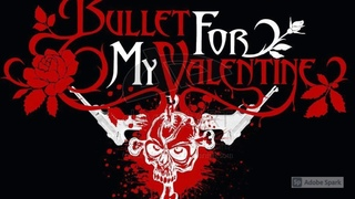 Bullet For My Valentine - Your Betrayal Backing Track With Vocal
