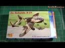 De Schelde S 21 RS Models 72 scale