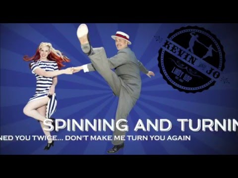 Lindy Hop Spinning Turning Instructional Video 4