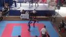 Минин Данил, ЛАЙТ Всероссийские соревнования по кикбоксингу, Алушта (07-11.10.19)