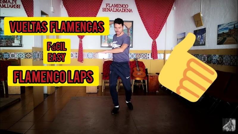 Vueltas Flamencas VOL. 1 Flamenco Laps