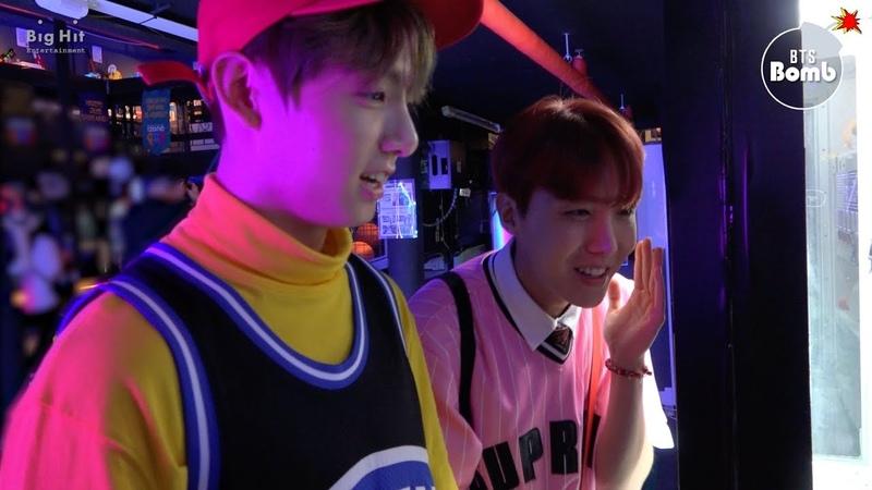 BANGTAN BOMB BTS' exciting Game room 1 BTS 방탄소년단