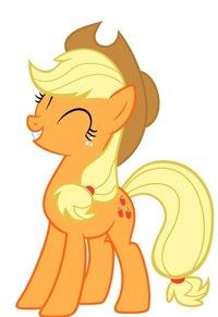 картинки пони эпл-джек