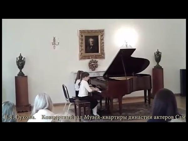 А Петров Вальс из телефильма Петербургские тайны