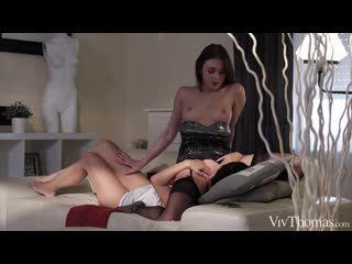 Alya Stark and Vicky Love - Waiting For You Lesbian