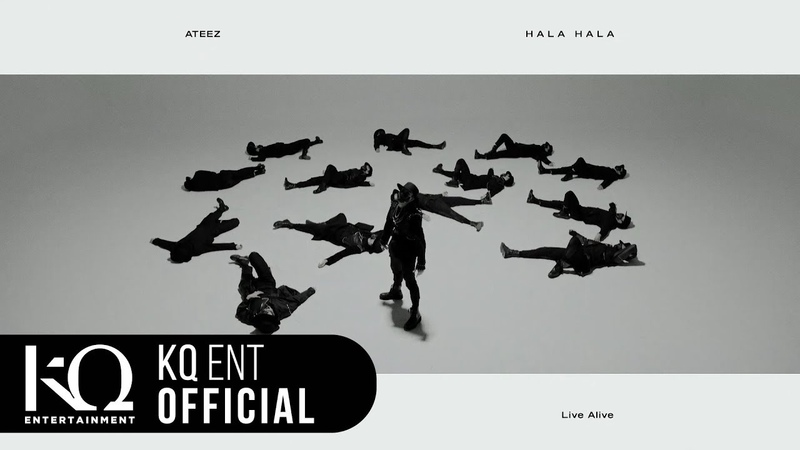 ATEEZ 에이티즈 'HALA HALA Hearts Awakened Live Alive ' Performance Video