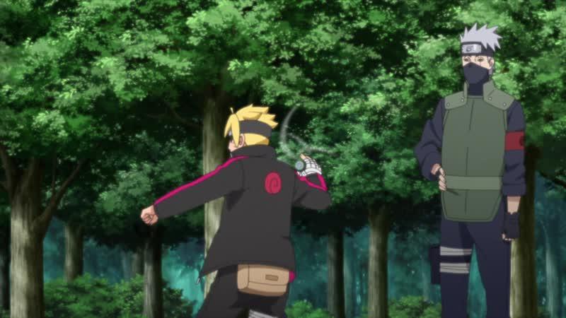 Boruto Naruto Next Generations Боруто Новое поколение Наруто - 168 серия [Озвучка Dejz, Lupin Silv (AniLibria)]