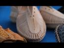 Making Of Kolhapuri Bantus Leather Shoes