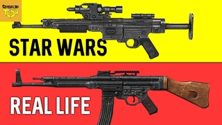 Star Wars Blasters In REAL LIFE   Rebel Alliance