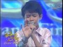 JUDE MATTHEW SERVILLA singing Hanggang at Eat Bulaga's Birit Baby Grand Finals
