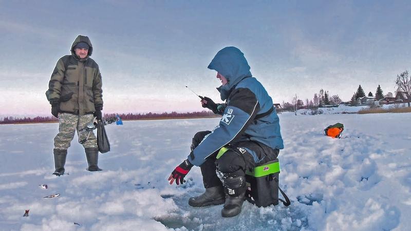 Рыбалка 2020 Остались рыбачить До темноты и Вот что из этого Вышло