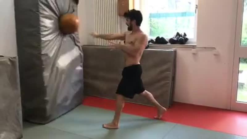 Упражнения на взрыв Идо Портал