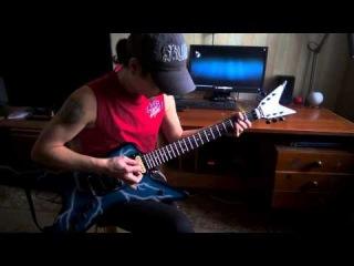 Joe Satriani - Satch Boogie (Guitar cover)