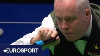 WATCH: John Higgins stunning 147 break in full!   Snooker   Eurosport