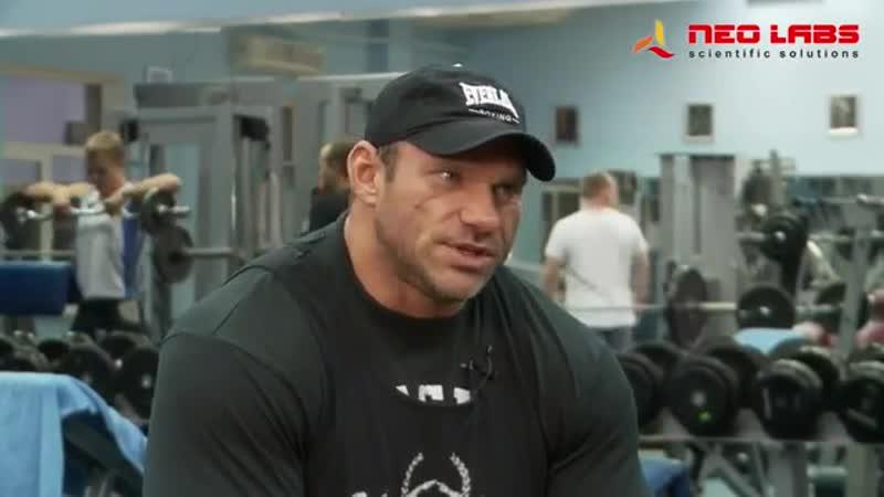 Дмитрий Голубочкин ВФЛЭ про физическую активность