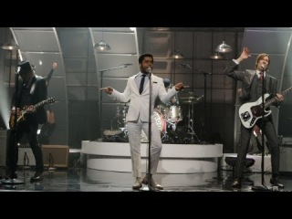 """Vintage Trouble """"Pelvis Pusher"""" - The Tonight Show with Jay Leno"""