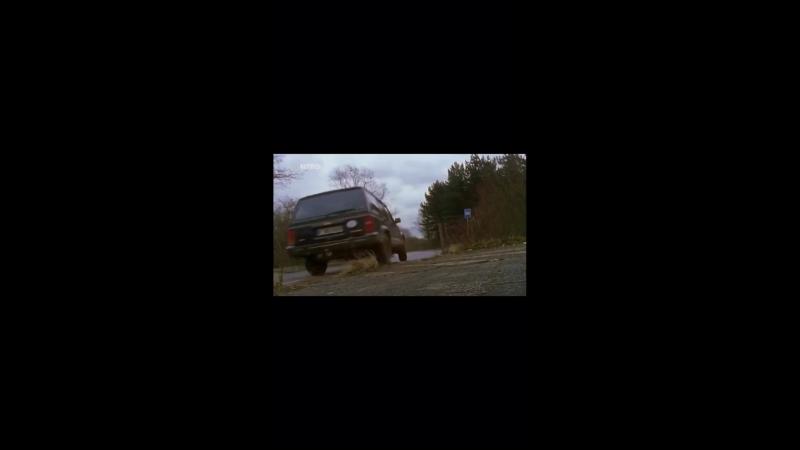 Alarm for Cobra 11- car chase scene