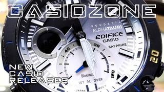 Casio Edifice ECB-20AT-2A Limited edition AlphaTauri 2021
