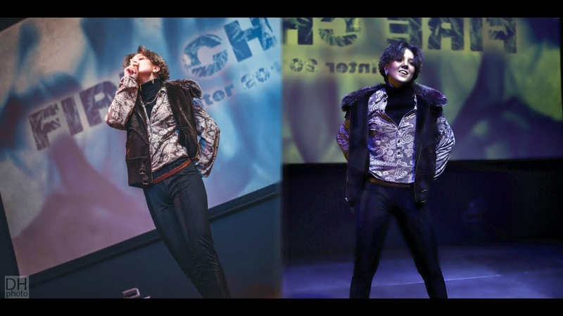 [FIRE CHAMP] ATEEZ(에이티즈) - Say My Name (Dance cover by HouJI)