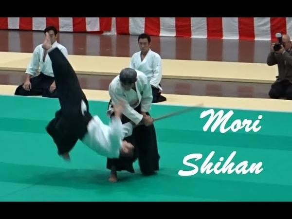 Tomohiro Mori Shihan Jiyu Waza