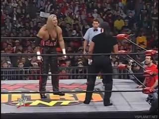 Kevin Nash vs Hulk Hogan (WCW Nitro  )