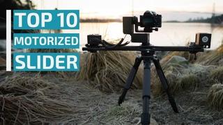 Top 10: Best Motorized Camera Sliders in 2019 / Best Camera Slider for DSLR, SLR, GoPro, Smartphone