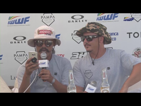 10th IWWF DAY 2 Open World Cable Wakeboard Wakeskate Championships