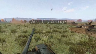 This is ARMA