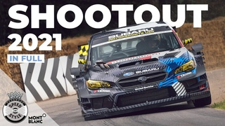 Full 2021 Timed Shootout   Goodwood Festival of Speed