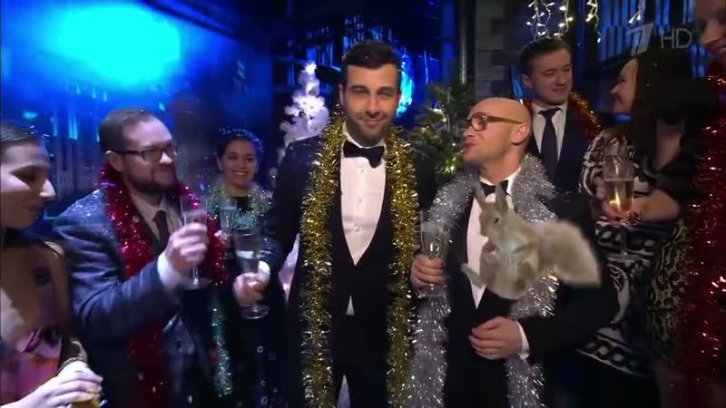Поздравления с новым годом любимому на расстоянии открытия