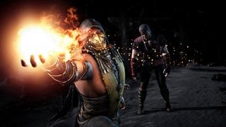 Мясное мордобитие раунд № 12 в Mortal Kombat X