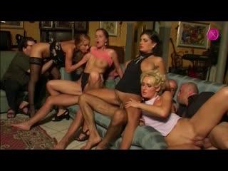 Извращенное приобщение Марлен / LInitiation perverse de Marlene (Julia Taylor, Rita Faltoyano, Christina Bella)