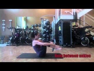 Pilates Magic Circle Matwork