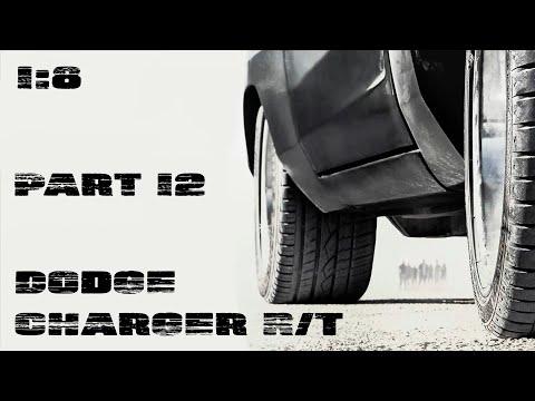 Сборка Dodge Charger R/T FastFurious 1:8 от Deagostini - Part12.