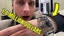 1 4 MILLION DOLLAR WATCH! Jacob and Co Magician Dubai