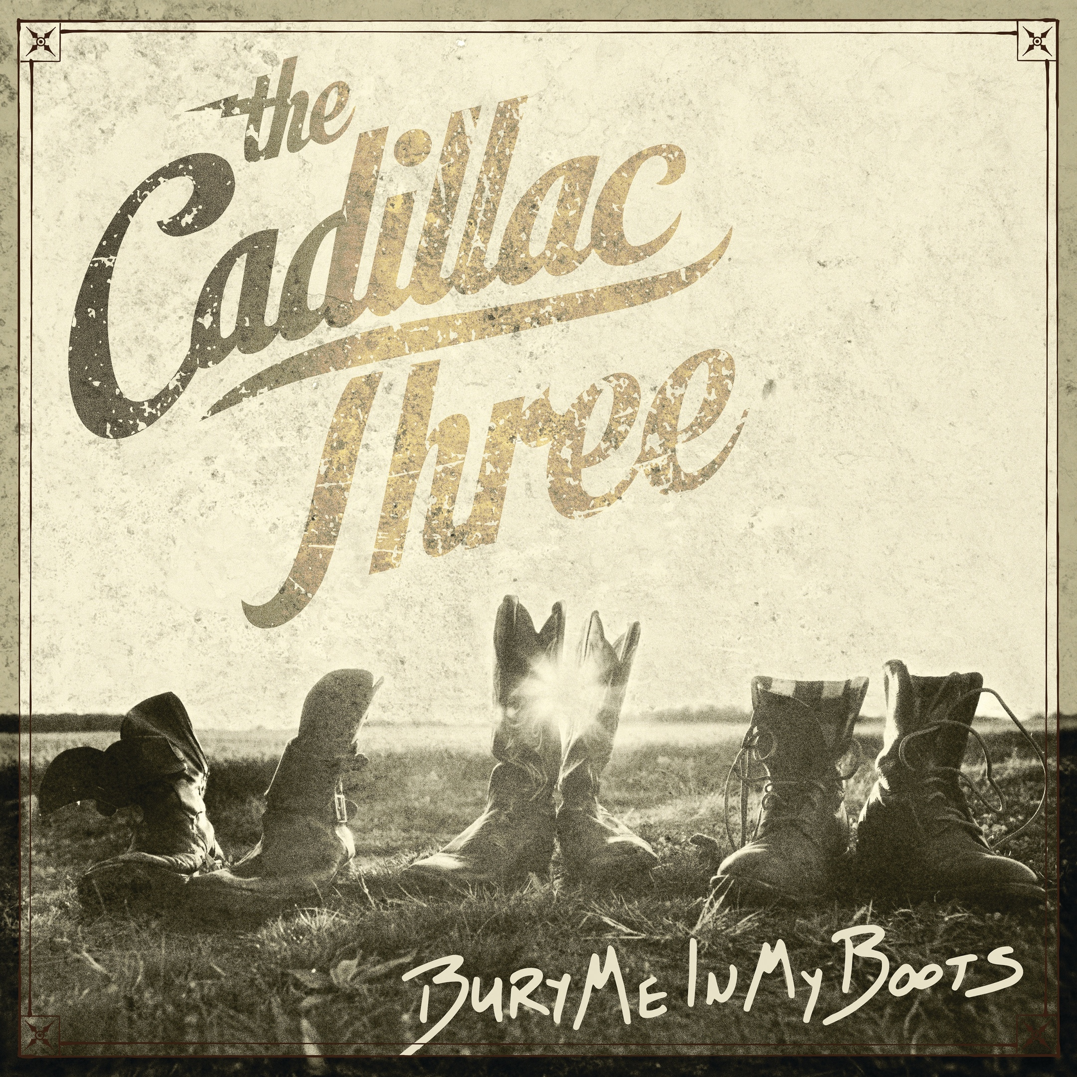 The Cadillac Three album Bury Me In My Boots