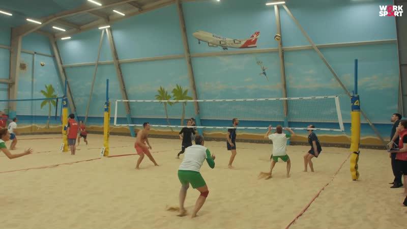 IT INDUSTRIAL VOLLEY 2020 турнир по волейболу на песке