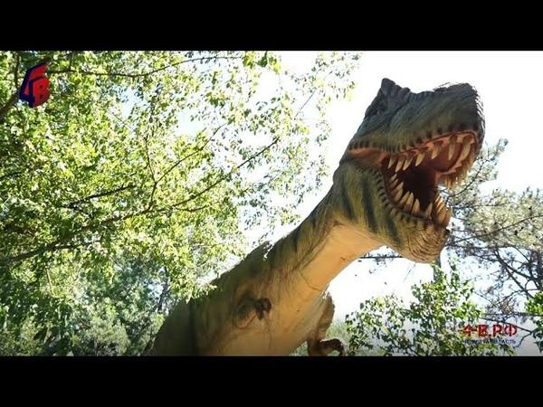 Проверено детьми Парк динозавров Затерянный мир