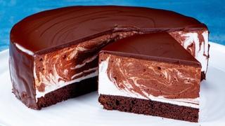 "еда, рецепты, торт, птичье молоко  ""Bird's milk"" cake recipe - a light, fine and airy dessert that is worth trying! | Cookrate"