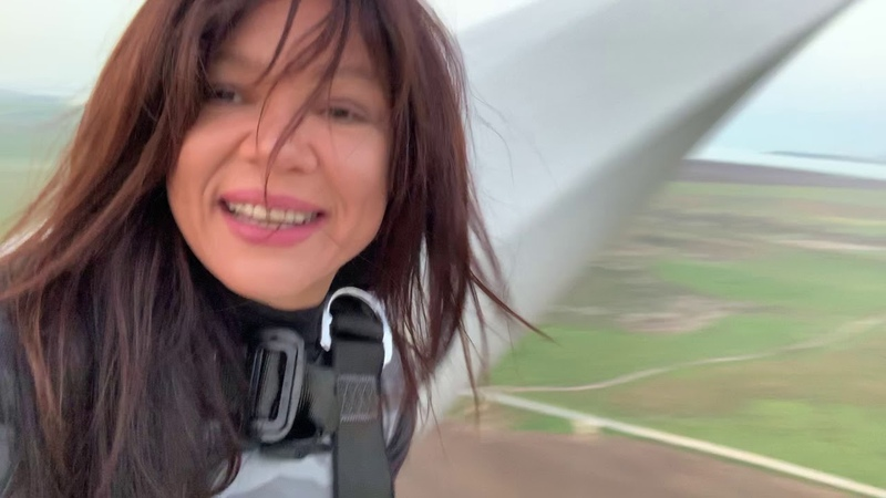 Ruslana We Are Wind Making of video