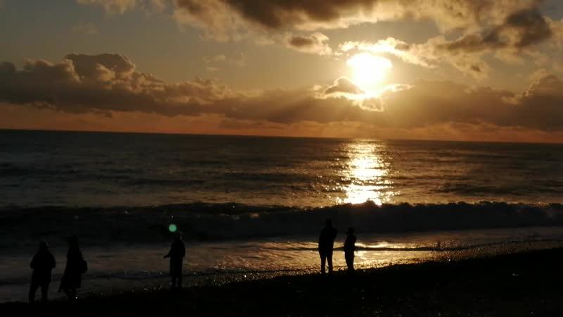 Сочи море 25 февраля 2020 03