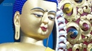 Далай лама Учение по Мадхьямака аватаре Чандракирти Второй день