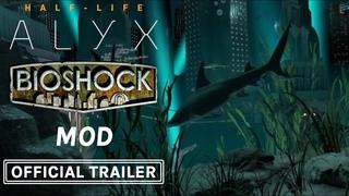 Half-Life: Alyx - Return to Rapture BioShock Mod Chapter II Teaser