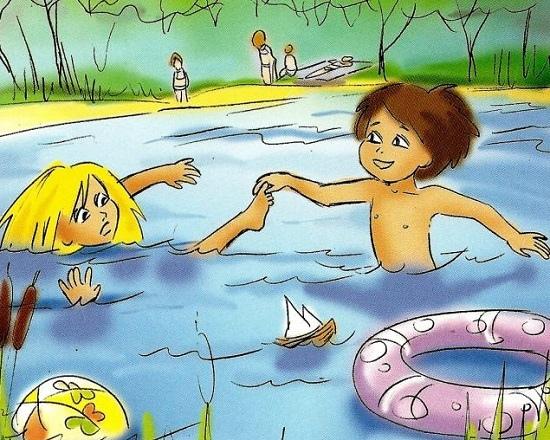 Смертельный заплыв или купание в не предназначенных для этого местах или, изображение №11