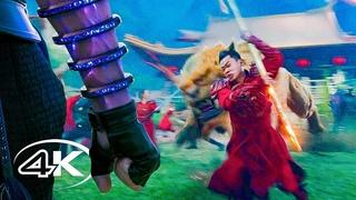 Шан-Чи и легенда десяти колец 💥 Русский трейлер #2 4K 💥 Фильм 2021