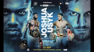 Anthony Joshua vs. Aleksandr Usyk | Promo | Highlights | September 25